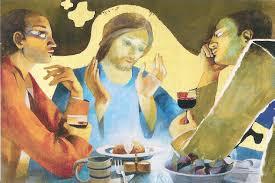 3ième Dimanche de Pâques  par Francis COUSIN