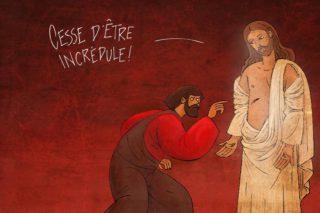 2ième Dimanche de Pâques – Dimanche de la Miséricorde par le Diacre Jacques FOURNIER