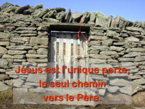 4ième Dimanche de Pâques  par Francis COUSIN