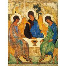 La Sainte Trinité : les notions de « personne » et de « nature » (1)