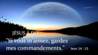 6ième Dimanche de Pâques – par le Diacre Jacques FOURNIER (Jn 14, 15-21).