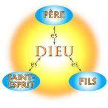 La Sainte Trinité  par Francis COUSIN