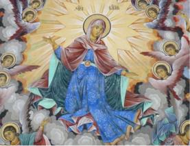 Solennité de l'Assomption de la Vierge Marie,  – par Claude WON FAH HIN