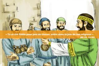 33ième Dimanche du Temps Ordinaire – par le Diacre Jacques FOURNIER