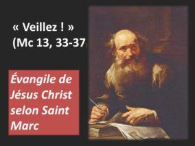 1er Dimanche de l'Avent – par le Diacre Jacques FOURNIER