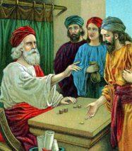 Rencontre autour de l'Évangile – 33ième Dimanche du Temps Ordinaire