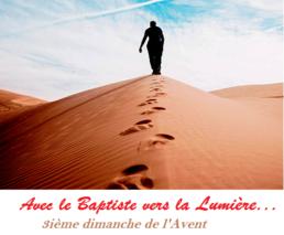 3ième Dimanche de l'Avent – par le Diacre Jacques FOURNIER