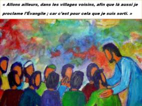 5ième Dimanche du Temps Ordinaire – par Francis COUSIN