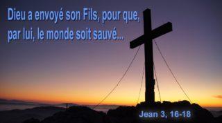 4ième Dimanche de Carême – par le Diacre Jacques FOURNIER (Jean 3, 14-21)