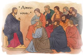 6ième Dimanche de Pâques – par Francis COUSIN