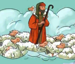 4ième Dimanche de Pâques – par Francis COUSIN