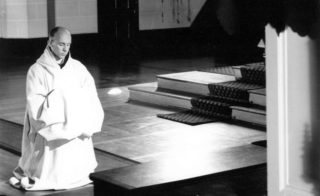 Une citation d'un grand moine catholique : Thomas Merton Thomas-Merton-pri%C3%A8re-320x196