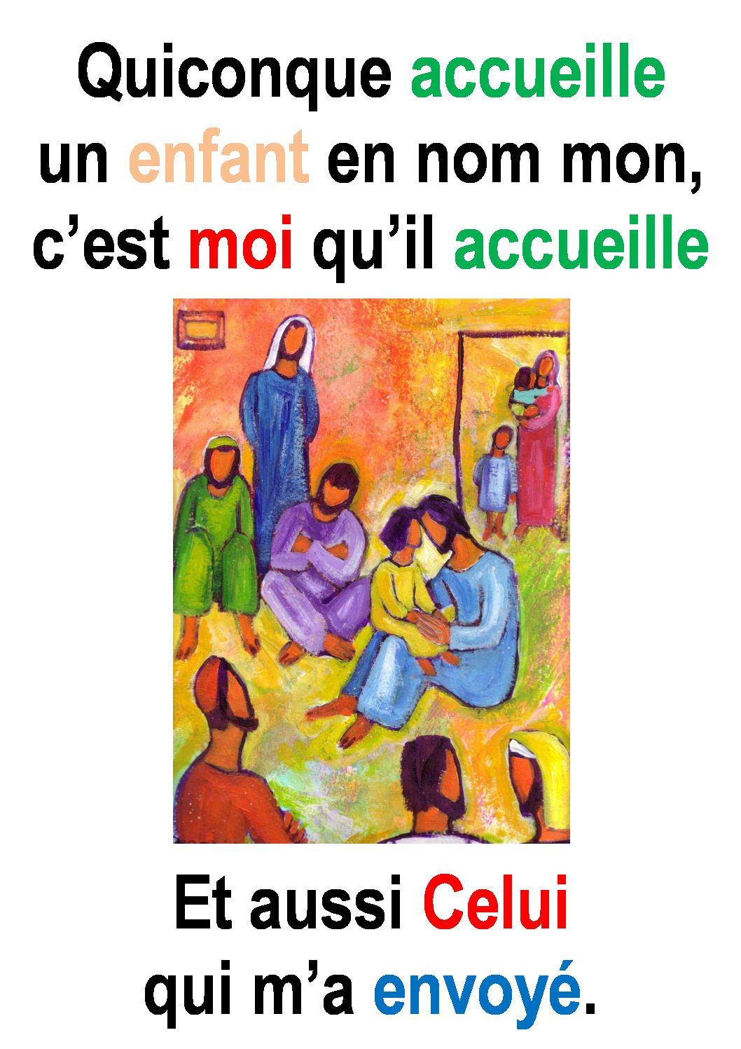 25ième Dimanche du Temps Ordinaire – par Francis COUSIN (Marc 9, 30-37) |  Sedifop