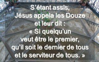 25ième Dimanche du Temps Ordinaire – Homélie du Père Louis DATTIN