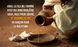29ième Dimanche du Temps Ordinaire – par le Diacre Jacques FOURNIER (Mc 10, 35-45)