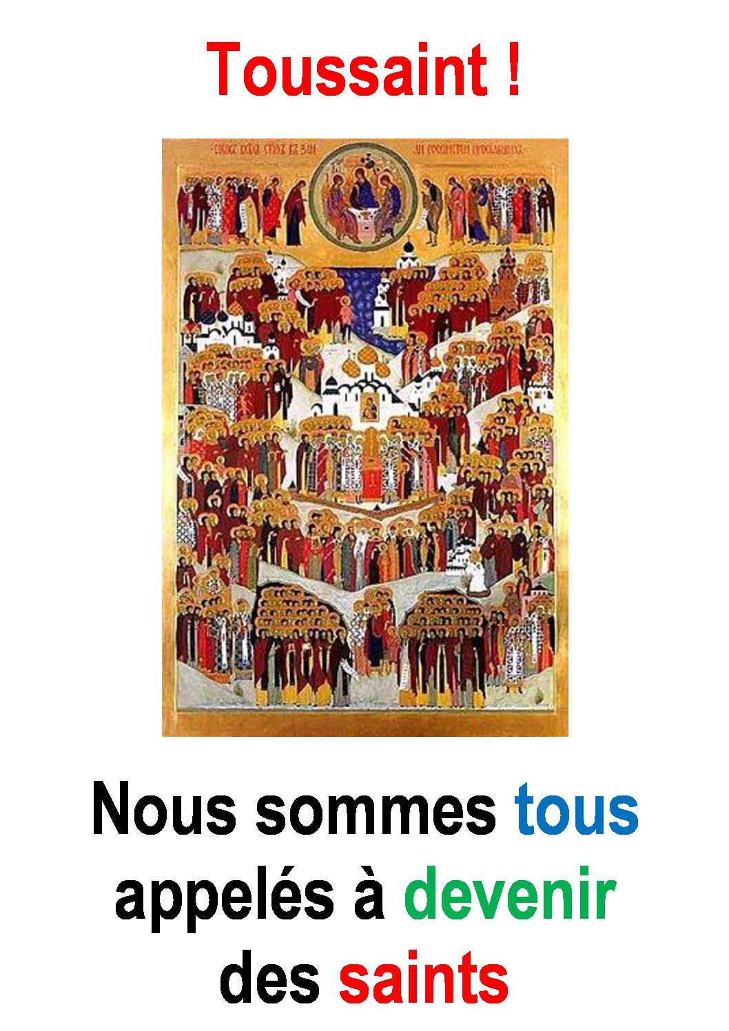 Solennité de la Toussaint – par Francis COUSIN (Matth 5, 1-12)