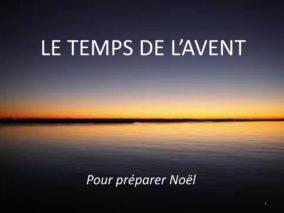 1er Dimanche de l'Avent – Homélie du Père Louis DATTIN