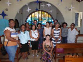 Accompagnement des personnes malades : dernière rencontre d'année au Carmel (22/12/08)