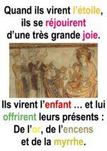 """Épiphanie du Seigneur (Mt 2,1-12) : """"Une étoile…"""" (Francis Cousin)"""