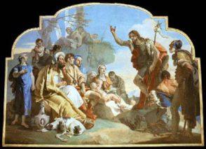 3ième Dimanche de l'Avent – par le Diacre Jacques FOURNIER (Lc 3, 10-18).