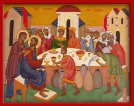 2ième Dimanche du Temps Ordinaire – par le Diacre Jacques FOURNIER (Jn 2, 1-12).