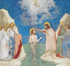 Rencontre autour de l'Évangile – Fête du Baptême de Notre Seigneur