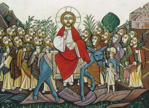 Dimanche des Rameaux et de la Passion – par le Diacre Jacques FOURNIER (St Luc 22,14-71.23,1-56.)