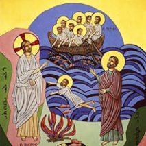 3ième Dimanche de Pâques – par le Diacre Jacques FOURNIER (St Jean 21, 1-19)