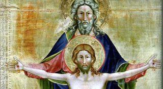 La Sainte Trinité – par le Diacre Jacques FOURNIER (St Jean  16, 12-15)