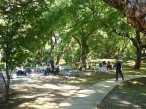 Picnic Equipes de Service Cycle Long et Parcours St Pierre (21/07)