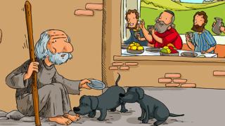 26ième Dimanche du Temps Ordinaire – par le Diacre Jacques FOURNIER (St Luc 16, 19-31)