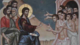 28ième Dimanche du Temps Ordinaire – par le Diacre Jacques FOURNIER (St Luc 17, 11-19)