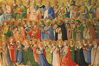 Solennité de la Toussaint – par le Diacre Jacques FOURNIER (St Matthieu 5, 1-12)