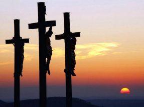 Christ, Roi de l'univers – par Francis COUSIN (St Luc 23, 35-43)