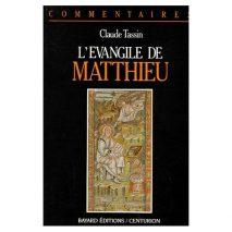 Plan de l'Evangile selon St Matthieu (P. Claude Tassin)