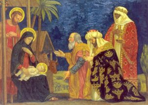 Rencontre autour de l'Évangile – Épiphanie du Seigneur, Solennité