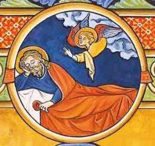 4ième  Dimanche de l'Avent – par le Diacre Jacques FOURNIER (St Mt 1, 18-24)