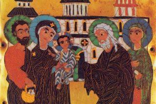 Présentation de Jésus au Temple – par Francis COUSIN (St Luc 2, 22-40)