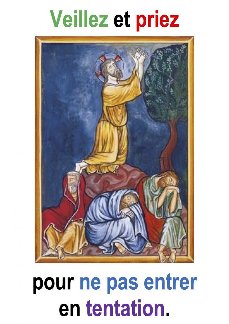 Dimanche des Rameaux – Francis COUSIN