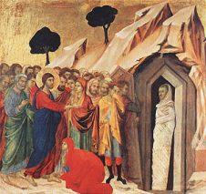 5ième Dimanche de Carême – par le Diacre Jacques FOURNIER (Jn 11, 1-45).