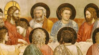 «Le Corps du Christ a le coronavirus» (Jeudi Saint 2020 ; Fr Manuel Rivero)