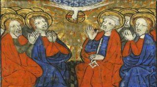 La Pentecôte – par le Diacre Jacques FOURNIER