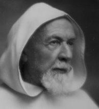 Le père Marie-Joseph Lagrange (+1938) et sainte Thérèse de l'Enfant-Jésus et de la Sainte-Face (+1897) par Fr. Manuel Rivero O.P