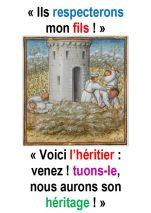 27ième Dimanche du Temps Ordinaire (Matth 21, 33-43) – Francis COUSIN)