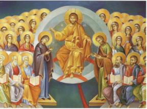 Solennité de la Toussaint  – Homélie du Père Louis DATTIN