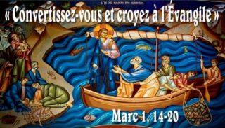 3ième Dimanche Temps Ordinaire – Homélie du Père Louis DATTIN