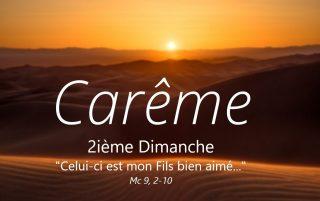 2ième Dimanche de Carême – par Père Rodolphe EMARD
