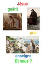 5ième Dimanche du Temps Ordinaire (Mc 1, 29-39) – Francis Cousin