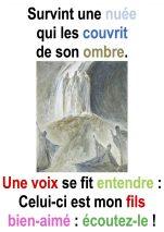 2ième  Dimanche de Carême (Mc 9, 2-10) – Francis Cousin