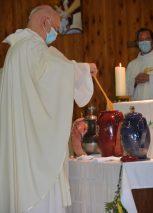 Messe Chrismale : homélie de Mgr Gilbert Aubry (31/03/2021)